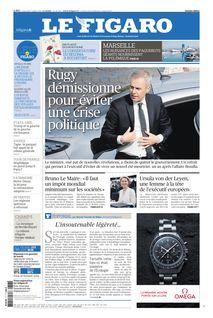 Le Figaro du 17-07-2019 - Le Figaro