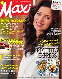 Maxi du 05-11-2018 - Maxi