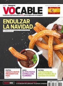Magazine Vocable Espagnol n°823 - Du 10 au 23 décembre 2020