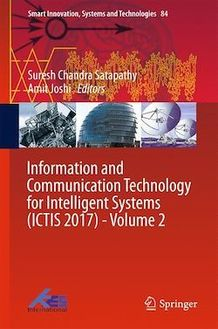 Information and Communication Technology for Intelligent Systems (ICTIS 2017) - Volume 2