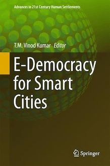 E-Democracy for Smart Cities