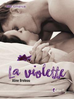 La violette - Aline Broteau