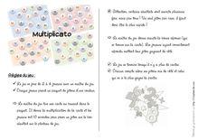 Jeu fabriqué – Multiplicato, jeu sur les tables de multiplication de 1 à 5