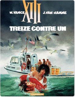 XIII - Tome 8 - Treize contre un - Jean Van Hamme