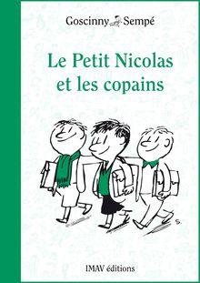 Le Petit Nicolas et les copains de René Goscinny, Jean-Jacques Sempé - fiche descriptive