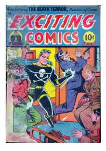 Exciting Comics 046 de  - fiche descriptive