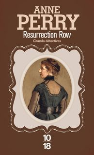 Resurrection Row - Anne-Marie CARRIÈRE, Anne PERRY
