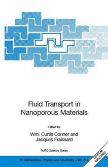 Fluid Transport in Nanoporous Materials