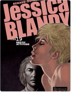 Jessica Blandy - Tome 19 - Erotic attitude - Jean Dufaux