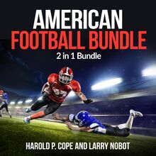American football Bundle: 2 in 1 Bundle, Football, Soccer