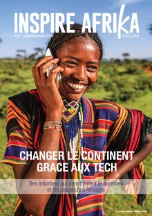 Inspire Afrika n°20 - 2018 - Nouvelles Technologies