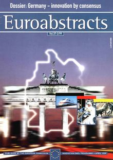 Euroabstracts. Vol.37 - 2/99 Dossier:Germany - innovation by consensus