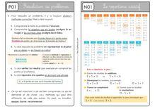 Mathématiques CE1 – Organisation des séances, exercices et leçons : Périodes 1 et 2 - Unité 1 Leçons