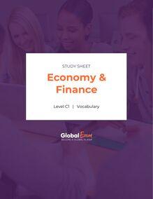 Economy & Finance