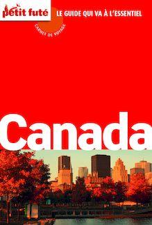 Canada 2016 Carnet Petit Futé (avec cartes, photos + avis des lecteurs) de Dominique Auzias, Jean-Paul Labourdette - fiche descriptive