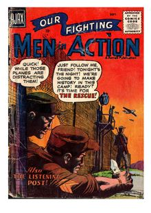 Men In Action 003 [c2c]