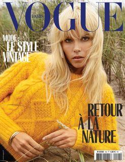 Vogue du 16-11-2018 - Vogue