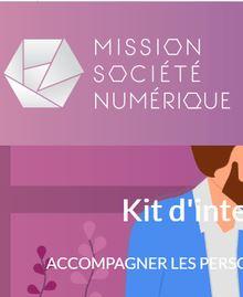 Kit d'intervention pour les aidants du numérique