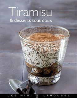 Tiramisu & desserts tout doux - Collectif