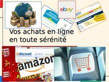 Vos achats en ligne
