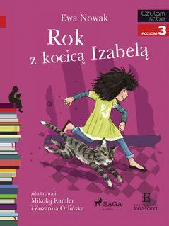 Rok z kocicą Izabelą - Ewa Nowak