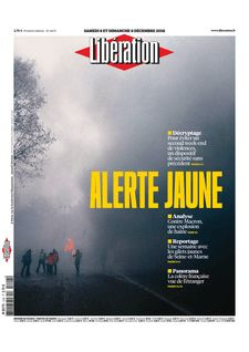 Libération du 08-12-2018 - Libération