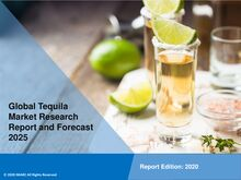 Tequila Market Report, Share, Size, Trends, Growth Analysis and Forecast Till 2025