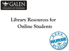 Library resources tutorial--website reorg--12 -29-09 [Read-Only]