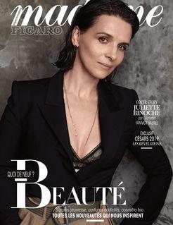 Le Figaro Madame du 11-01-2019 - Le Figaro Madame