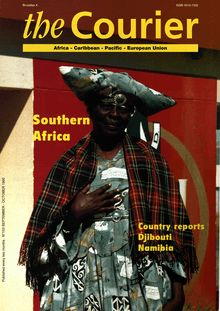 The Courier. Africa-Caribbean-Pacific-European Union N° 153 September - October 1995. Southern Africa Country reports Djibouti Namibia