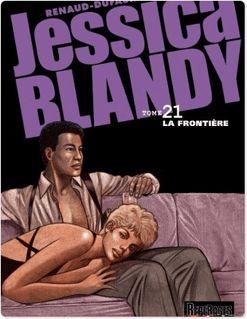 Jessica Blandy - Tome 21 - La Frontière - Jean Dufaux