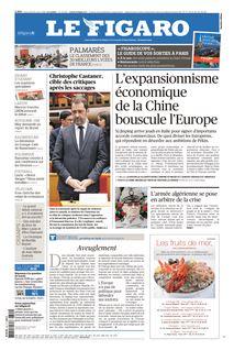 Le Figaro du 20-03-2019 - Le Figaro