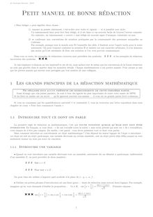 Bac Methodologie Maths