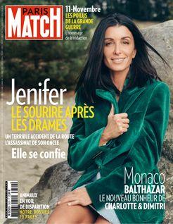 Paris Match du 08-11-2018