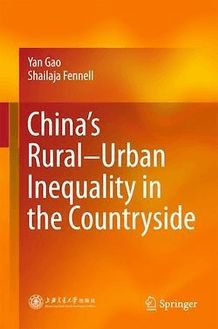 China's Rural–Urban Inequality in the Countryside