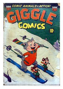 Giggle Comics 087 de  - fiche descriptive