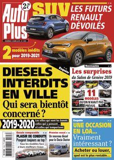 Auto Plus du 19-03-2019 - Auto Plus