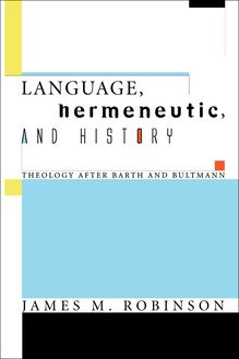 Language, Hermeneutic, and History