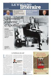 Figaro Littéraire du 15-11-2018