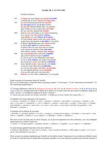 Tartuffe, III, 3, vers 933 à 960 : DS + corrigé
