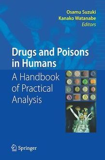 Drugs and Poisons in Humans