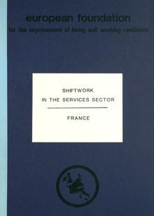 Shiftwork in the services sector