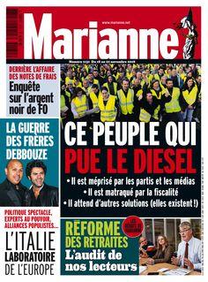 Marianne du 19-11-2018 - Marianne