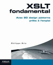 XSLT fondamental de Drix Philippe - fiche descriptive