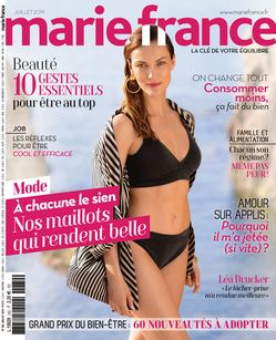 Marie France du 14-06-2019