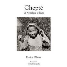Chepté, A Nepalese Village - black and white