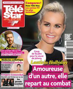 Télé Star du 30-09-2019 - Télé Star