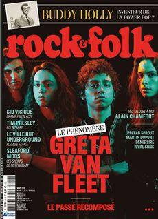 Rock et Folk du 19-02-2019
