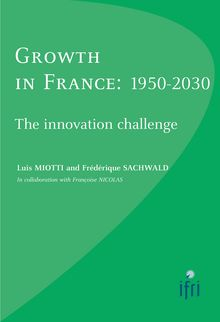 Growth in France: 1950-2030