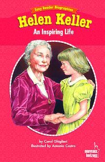 Easy reader biographies : Helen Keller - An Inspiring Life